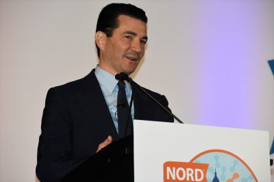 Former FDA Commissioner Scott Gottlieb, ALS
