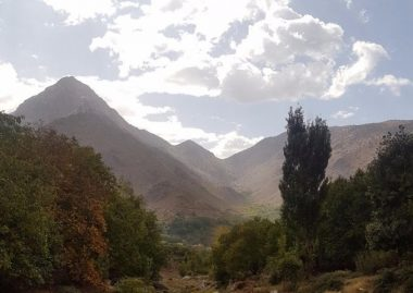 Avascular necrosis | Sickle Cell Disease News | The Atlas Mountains in Morocco on a sunny day.